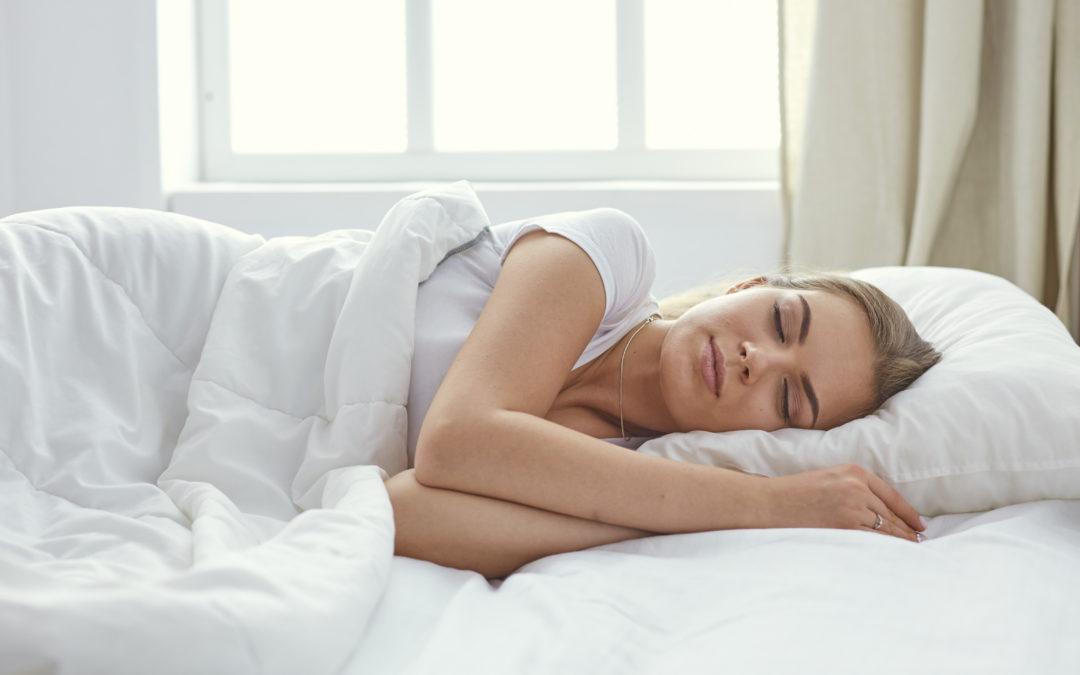 L'influence du sommeil sur les douleurs de dos